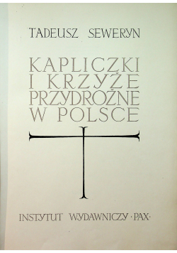 Kapliczki i krzyże przydrożne w Polsce
