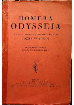 Odysseja 1931 r.