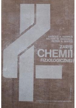 Zarys chemii fizjologicznej