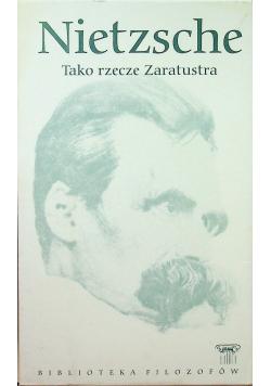 Tako rzecze Zaratustra