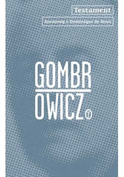Testament - Gombrowicz WL