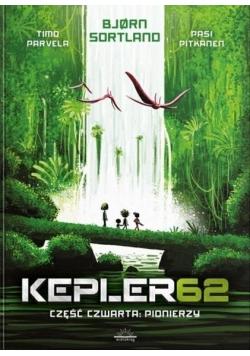 Kepler62. T.4 Pionierzy