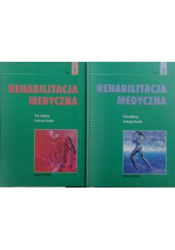 Rehabilitacja medyczna tom 1 i 2