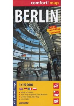 Berlin Comfort map