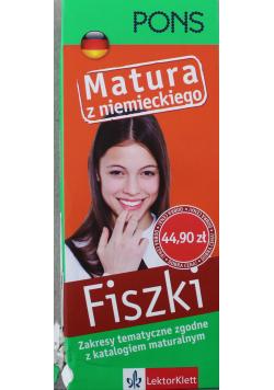 Fiszki Matura z niemieckiego
