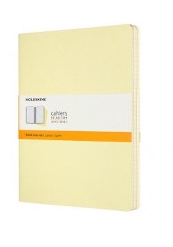 Zestaw 3 zeszytów Cahier Journals 19x25 linie