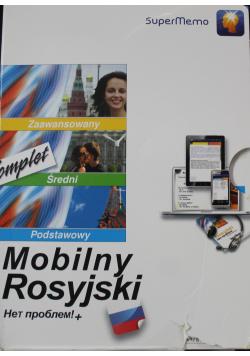 Mobilny Rosyjski Zestaw 3 kursów  A1 C1