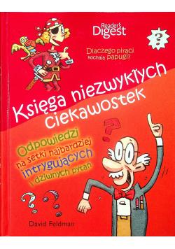 Księga niezwykłych ciekawostek Nowa