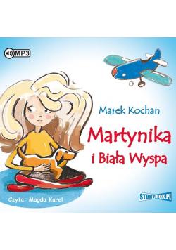 Martynika i Biała Wyspa w.2 audiobook