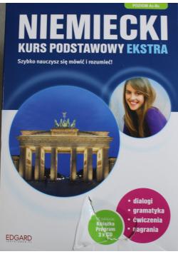 Niemiecki Kurs podstawowy plus 3 Cd