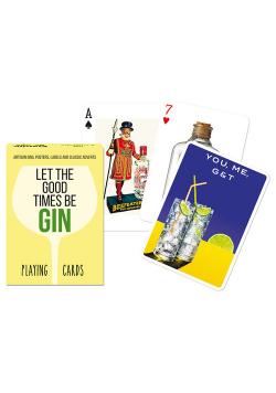 Piatnik Karty Gin 1 talia