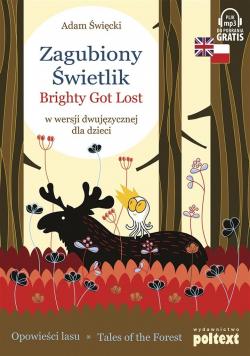 Brighty Got Lost w wersji dwujęzycznej dla dzieci
