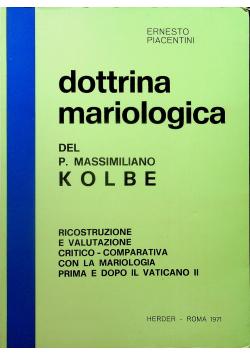 Dottrina mariologica