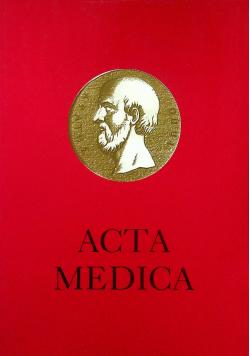 Acta Medica Tom II