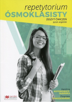 Repetytorium ósmoklasisty Zeszyt ćwiczeń język angielski