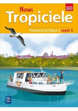 Nowi Tropiciele SP 3 Podręcznik cz.5 WSiP