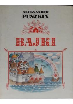 Puszkin Bajki
