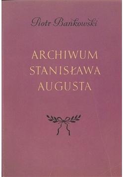 Archiwum Stanisława Augusta