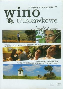 Wino truskawkowe Płyta DVD Nowa