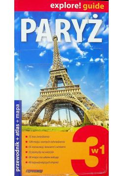 Paryż 3 w 1