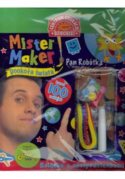Mister Maker Pan Robótka Dookoła świata NOWA