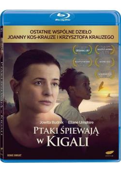 Ptaki śpiewają w Kigali (blu-ray)