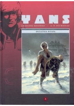 Yans 1 Ostatnia wyspa