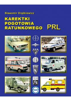 Karetki pogotowia ratunkowego PRL