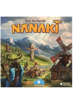 NANAKI (edycja Wspieram.to) + akcesoria