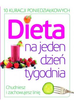 Dieta na jeden dzień tygodnia