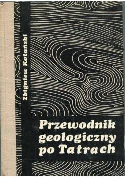 Przewodnik geologiczny po Tatrach