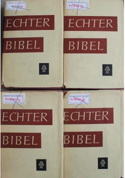 Echter Bibel Tom od I do IV