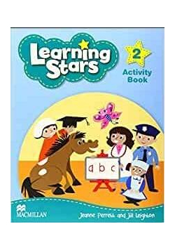 Learning Stars 2 Activity Book