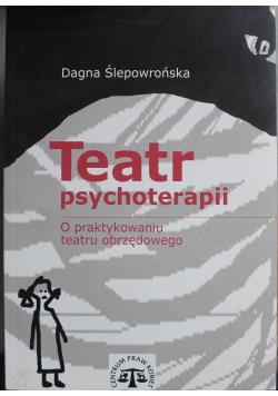 Teatr psychoterapii o praktykowaniu teatru obrzędowego