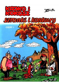 Kajko i Kokosz Szranki i konkury Część 1