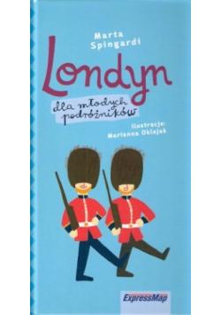 Londyn dla młodych podróżników