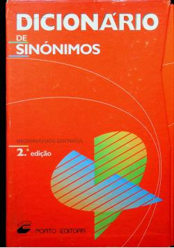 Dictionario de sinonimos