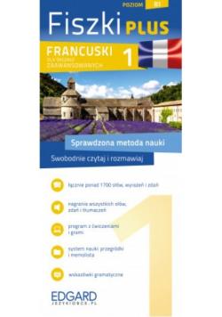 Francuski Fiszki Plus dla średnio zaawansowanych 1