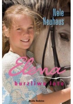 Elena Burzliwe lato