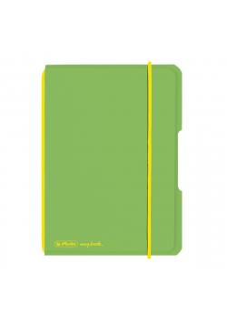 Notatnik A6/40K kratka My.BookF zielony