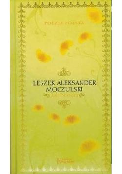 Leszek Aleksander Moczulski antologia