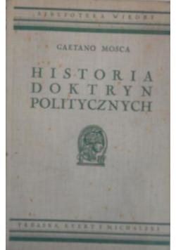 Historia doktryn politycznych 1938 r