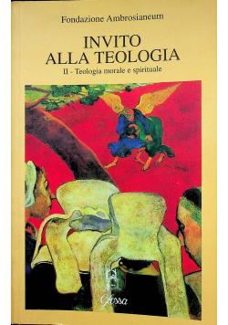 Invito Alla Teologia