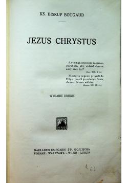 Jezus Chrystus 1927 r