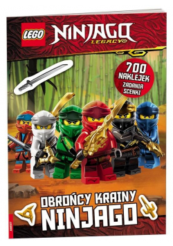 LEGO(R) Ninjago. Obrońcy krainy Ninjago