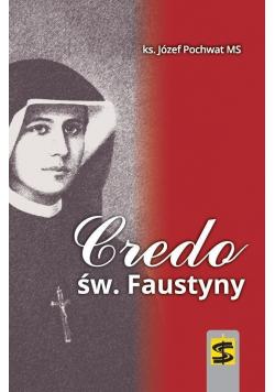 Credo św  Faustyny