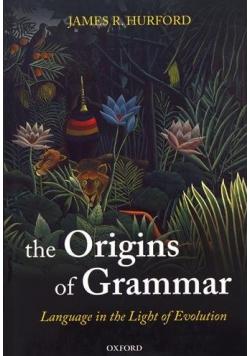 The Origins of Grammar