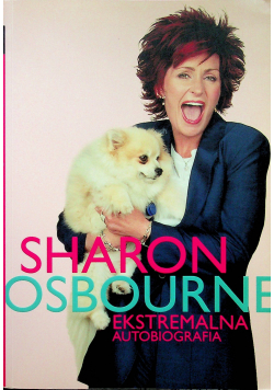 Sharon Osbourne ekstremalna autobiografia