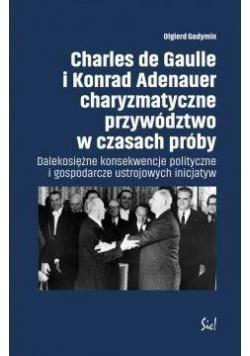 Charles de Gaulle i Konrad Adenauer