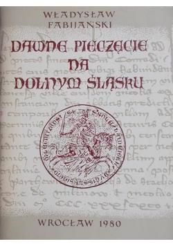 Dawne pieczęcie na Dolnym Śląsku